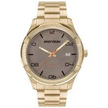 Relógio Mormaii Feminino Interestelar Dourado MOBJT007 8D - mormaiishop 210ab5dffd