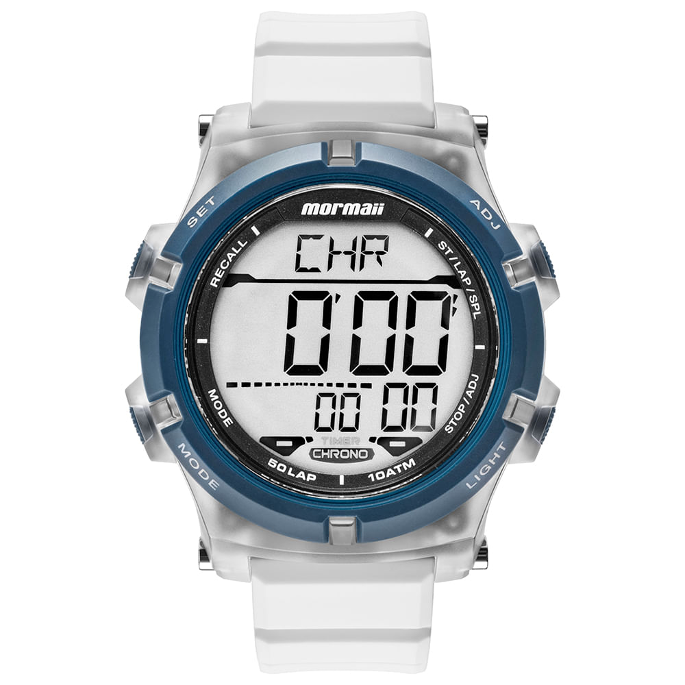 151f9dbbf48ca Relógio Mormaii Masculino Acqua Azul MO1192AA 8B - mormaiishop