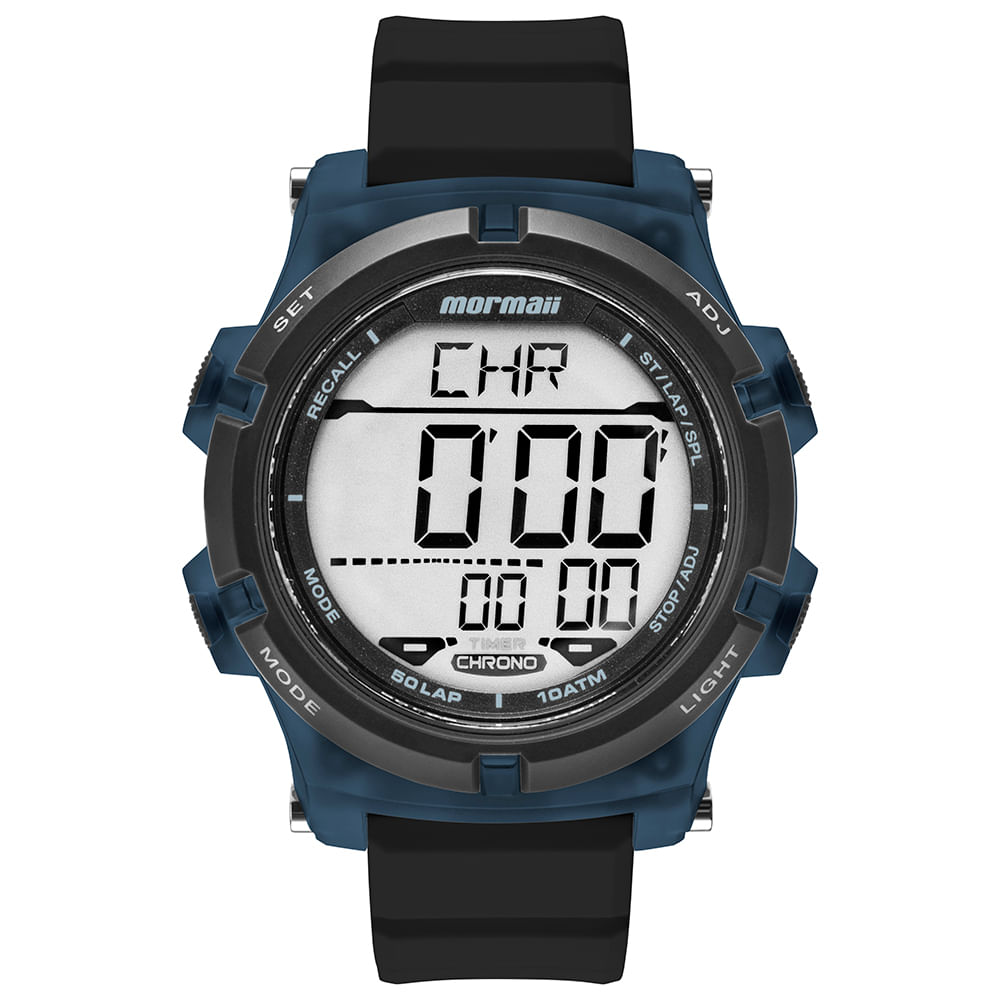 47c18261c24 Relógio Mormaii Masculino Acqua Preto MO1192AB 8A - mormaiishop