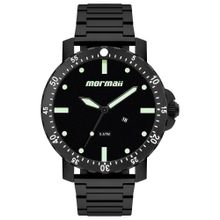 4308c3dfd47f5 Relógio Mormaii Masculino Interestelar Preto MO2115BH 4P