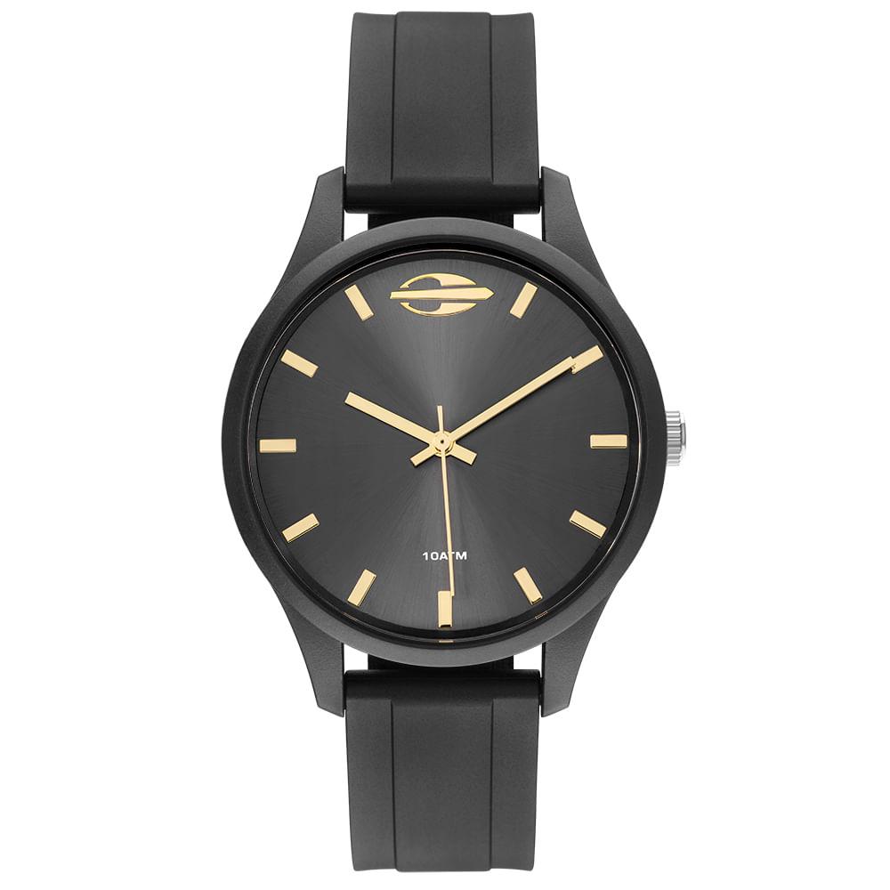 945f56f6f60 Relógio Mormaii Feminino Wave Preto MO2035JS 8P - mormaiishop