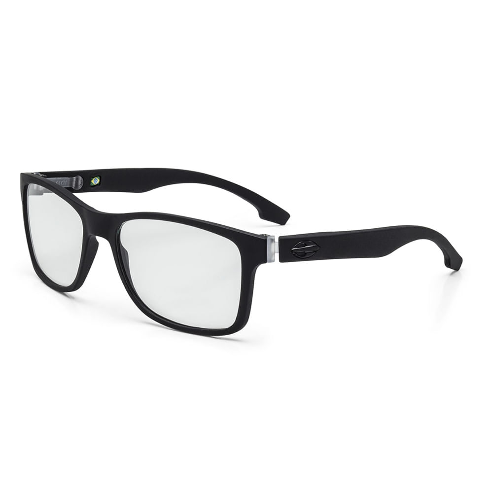 Óculos de grau mormaii califa preto fosco - mormaiishop cf2b8febe8