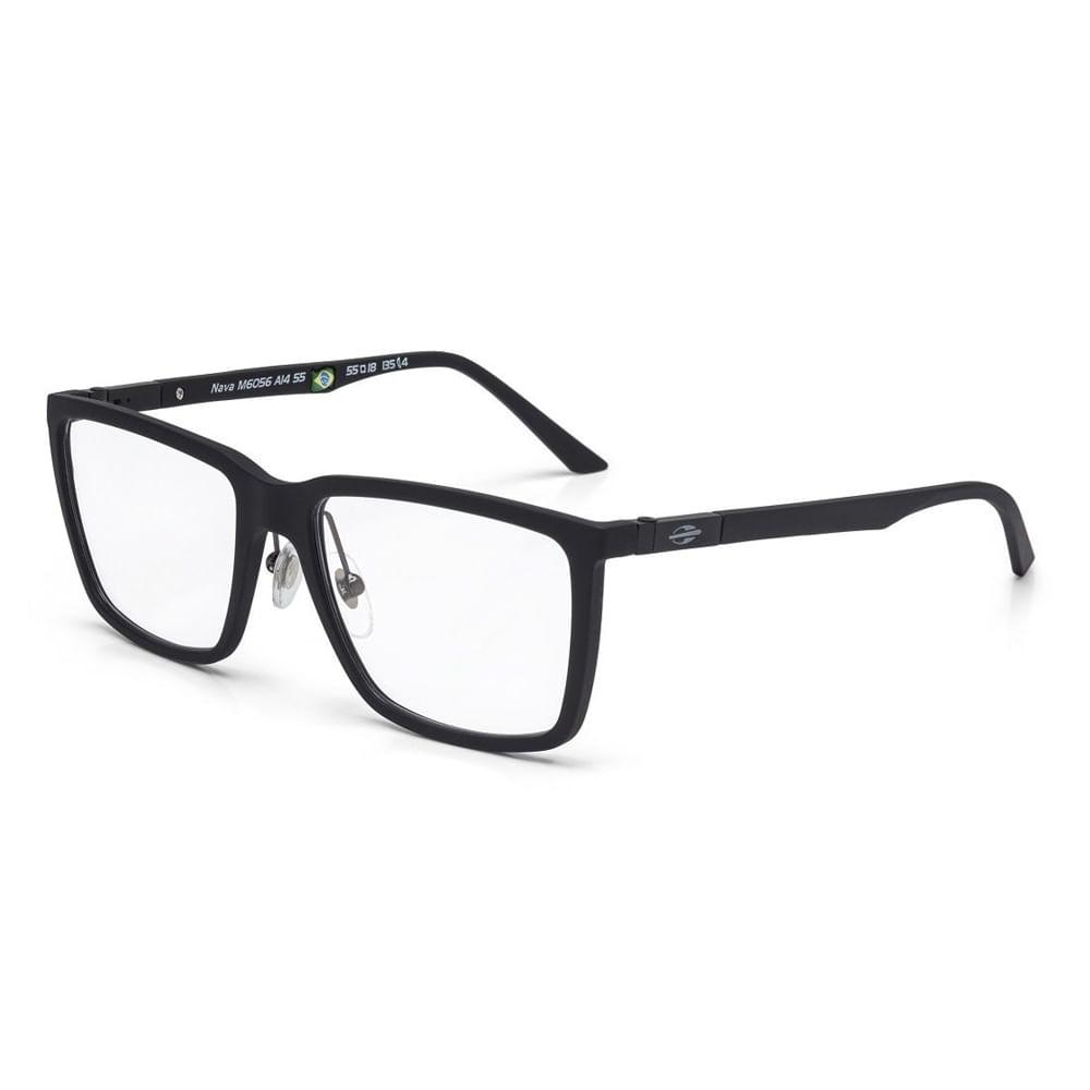 Óculos de grau mormaii nava preto fosco - mormaiishop 981c43ba29