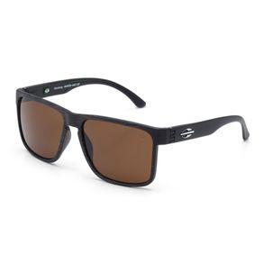 Óculos de sol mormaii monterey preto fosco escovado lente marrom 2415aa0528