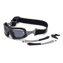 Óculos de sol mormaii floater fume fosco lente cinza polarizado b808949250