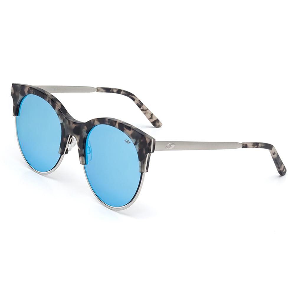 Oculos sol mormaii demi leitoso brilho com prata brilho l c w - mormaiishop 52b6dd2931