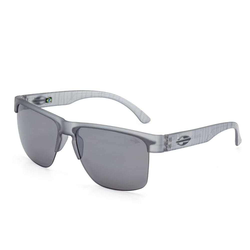 6855c4dfb17c2 Óculos de sol mormaii monterey fly fume claro fosco c  brilho lente cinza -  mormaiishop