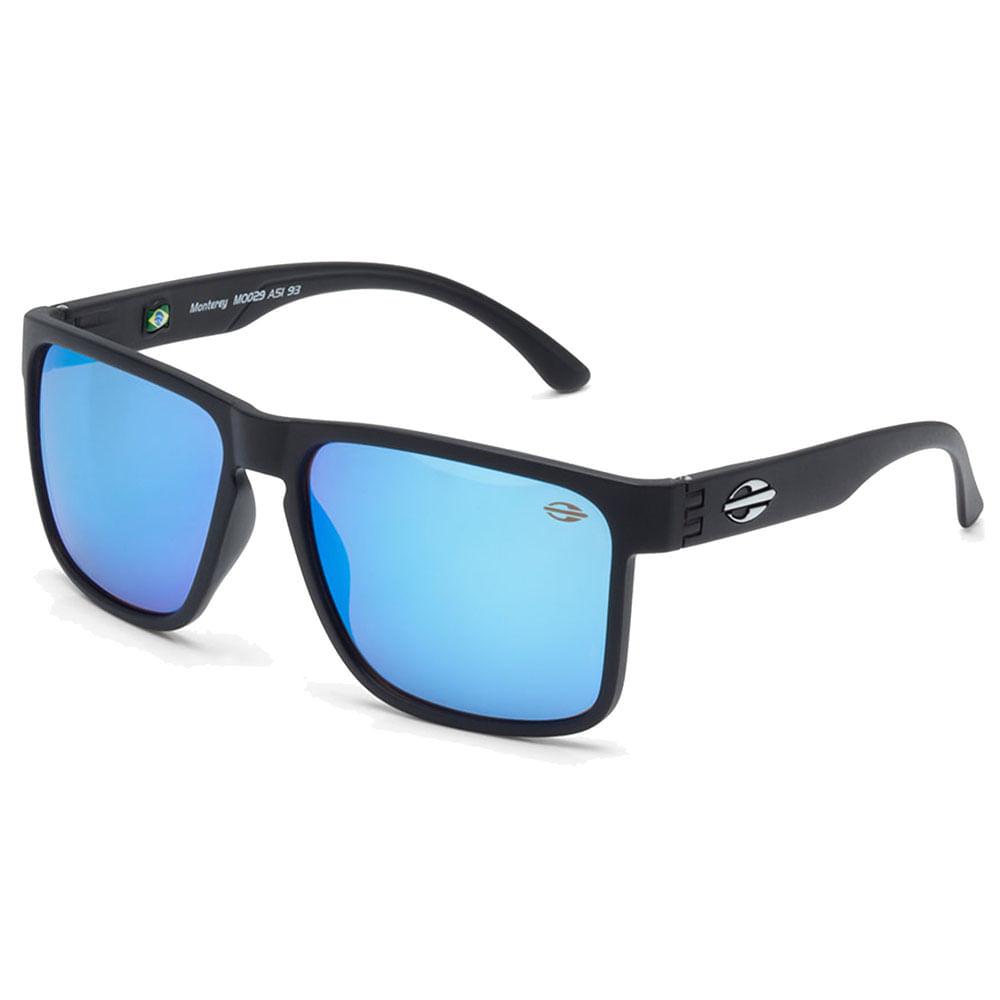 Óculos Monterey Preto M0029A1497 - mormaiishop 525de37cef
