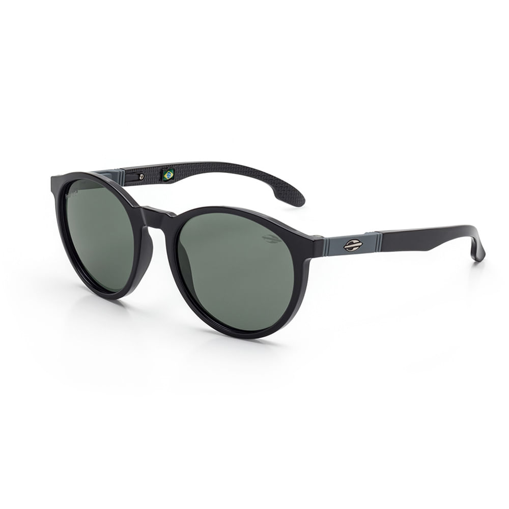 Óculos de sol mormaii maui nxt infantil preto brilho lente cinza -  mormaiishop fd7a72081f