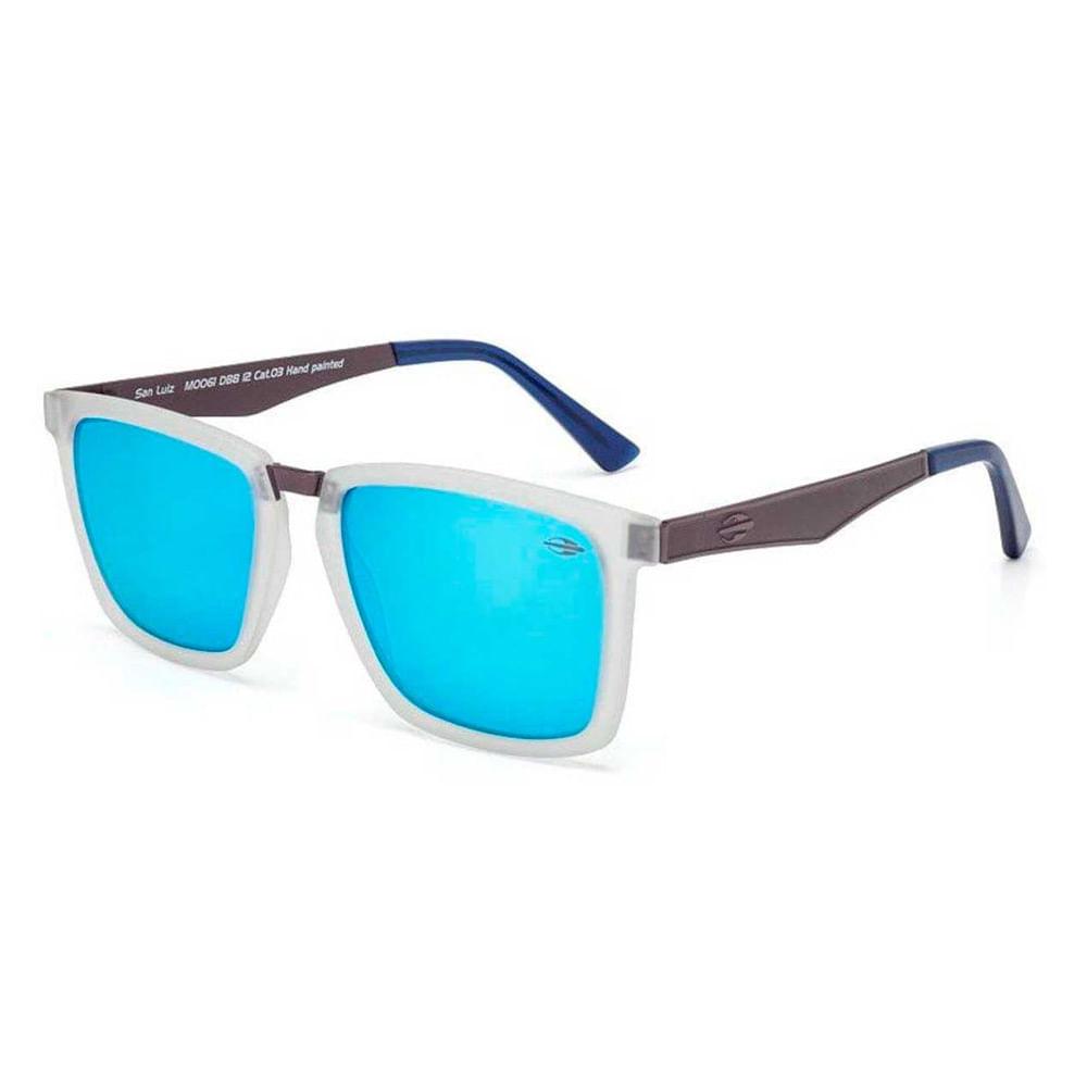Óculos de sol mormaii san luiz translucido fosco com gun - mormaiishop d410746e0d