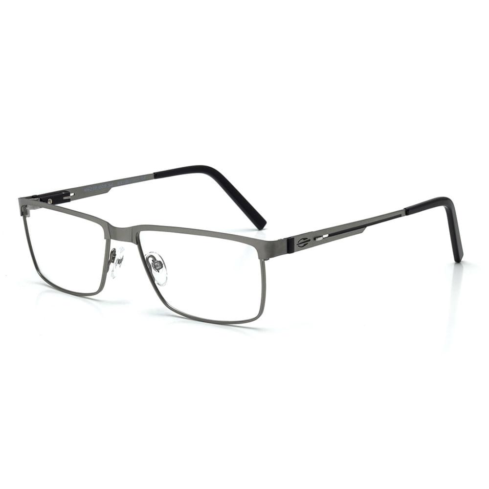 Óculos de grau mormaii m6033 prata fosco - mormaiishop a48645292b