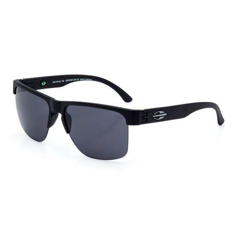 67555b959f977 Óculos de sol injetado mormaii monterey preto fosco lente cinza ...