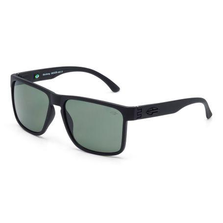 Óculos de sol mormaii monterey preto fosco lente verde - mormaiishop 5ed0c0d249