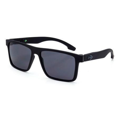 Óculos de sol mormaii banks preto fosco lente cinza - mormaiishop 95bdfab2ca