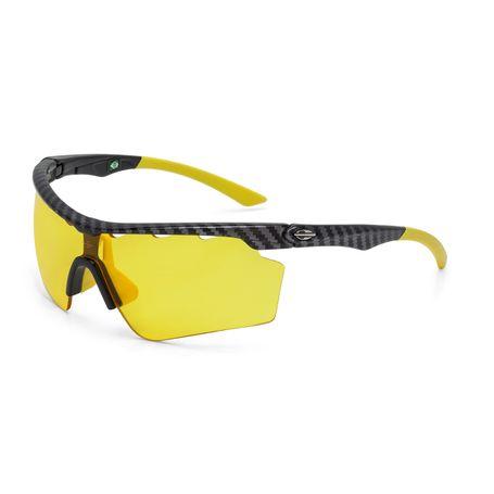 Óculos de sol mormaii athlon v preto carbono brilho lente amarelo ... e47748c0e2