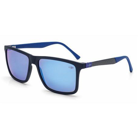 Óculos sol mormaii kona plus azul escuro fechado fosco lente cinza ... 7b3fa7c839