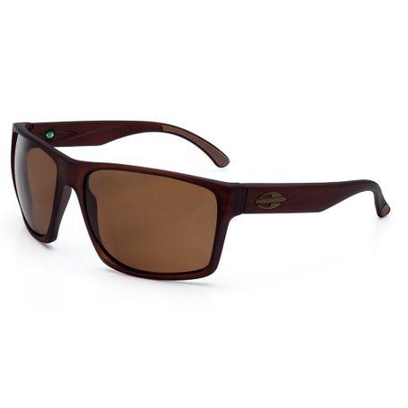 Óculos de sol mormaii carmel marrom fosco l marrom polarizada ... 857136e964