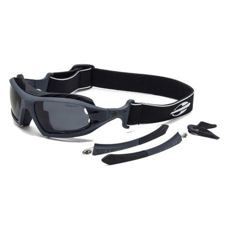 Óculos de sol mormaii floater cinza escuro fosco lente cinza polarizado f13215d617