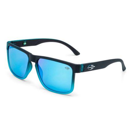 Óculos de sol mormaii monterey preto degrade azul fosco - mormaiishop ff871a25a7