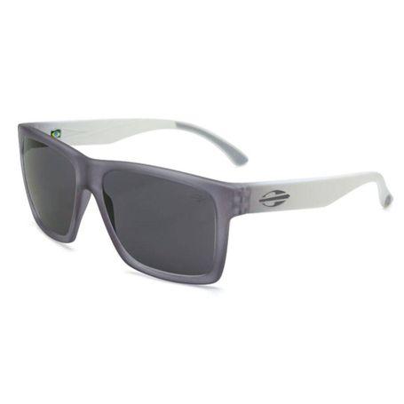 4890996f929cd Óculos sol mormaii san diego fume fosco com branco - mormaiishop