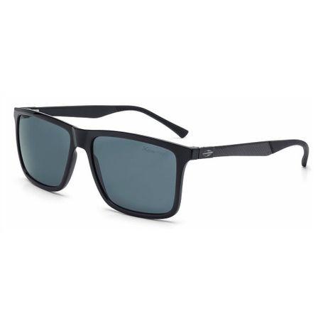Óculos sol mormaii kona plus preto brilho lente cinza polarizada ... cc6a0249ba