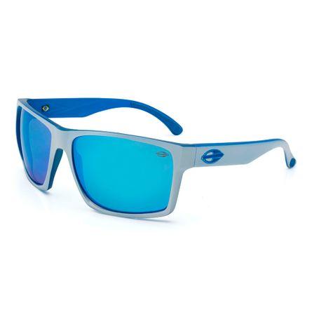 Óculos de sol mormaii carmel branco brilho lente azul espelhada ... a419717699