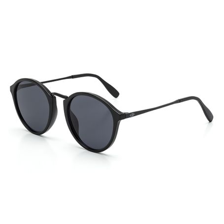 Óculos de sol mormaii cali preto brilho lente cinza - mormaiishop 107a71126d