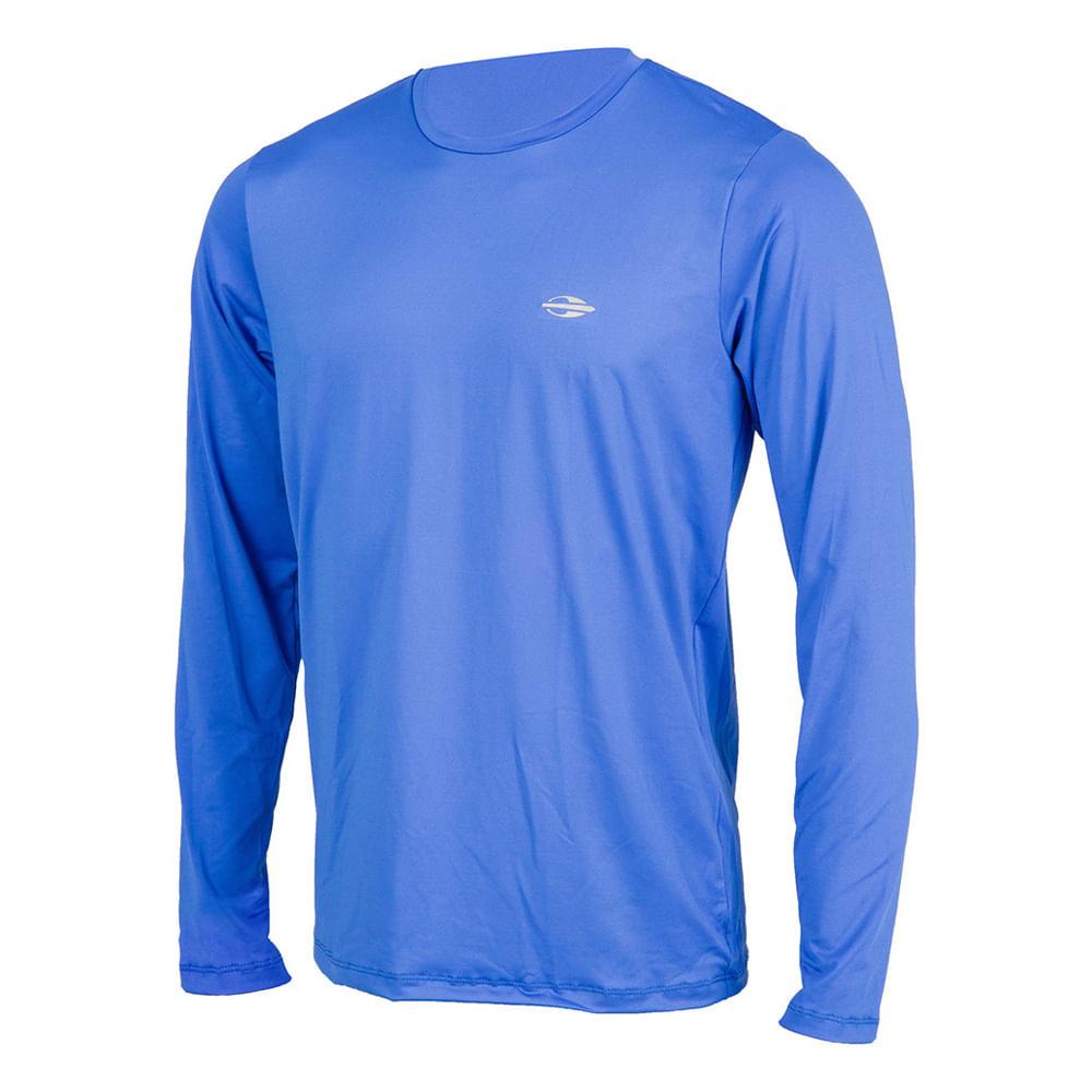 Camiseta manga longa masculino uv dry action mormaii - mormaiishop 5b8f939af96bd