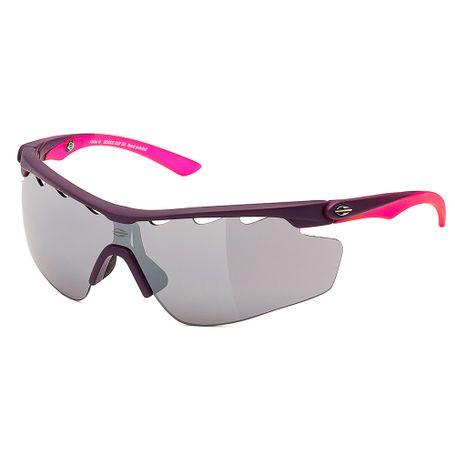 ee30128928217 Óculos de sol mormaii athlon 3 roxo com rosa lente cinza TU