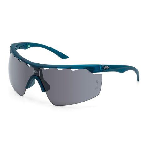 3e108069cbec0 Óculos de sol mormaii athlon 4 azul fosco lente cinza - mormaiishop