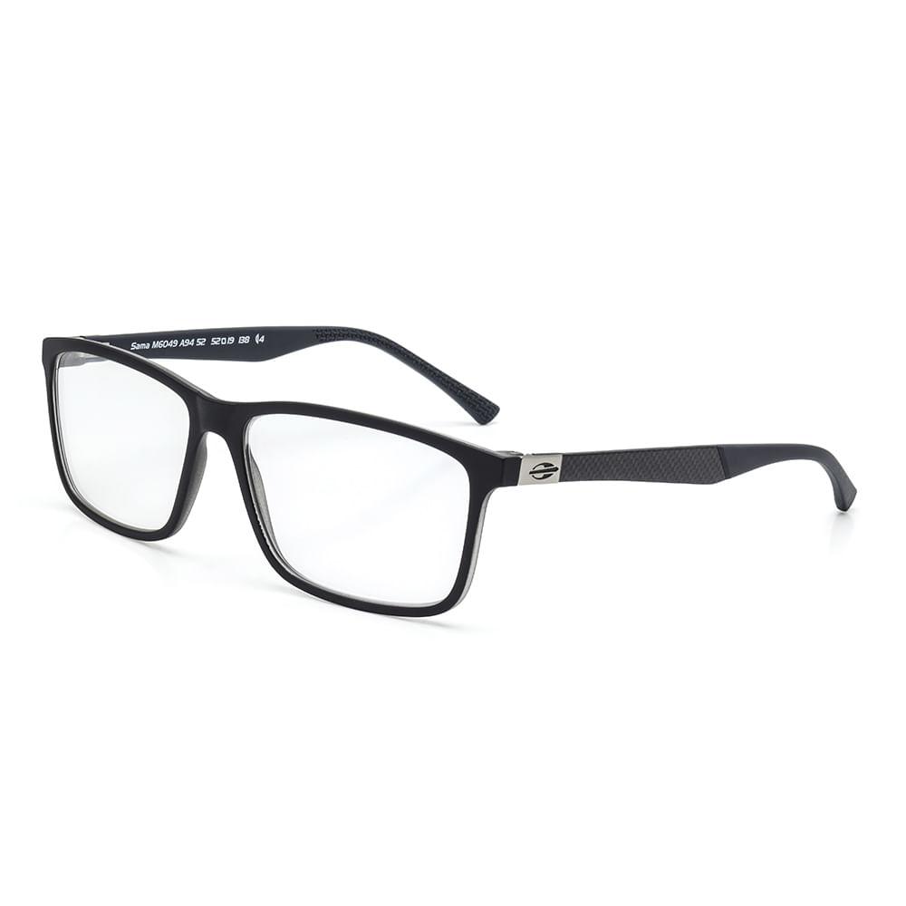cf45286612662 Óculos de grau mormaii sama preto parede translucido - mormaiishop