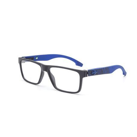 c83fa9131aa1a Óculos de grau mormaii oceanside preto fosco e azul - mormaiishop