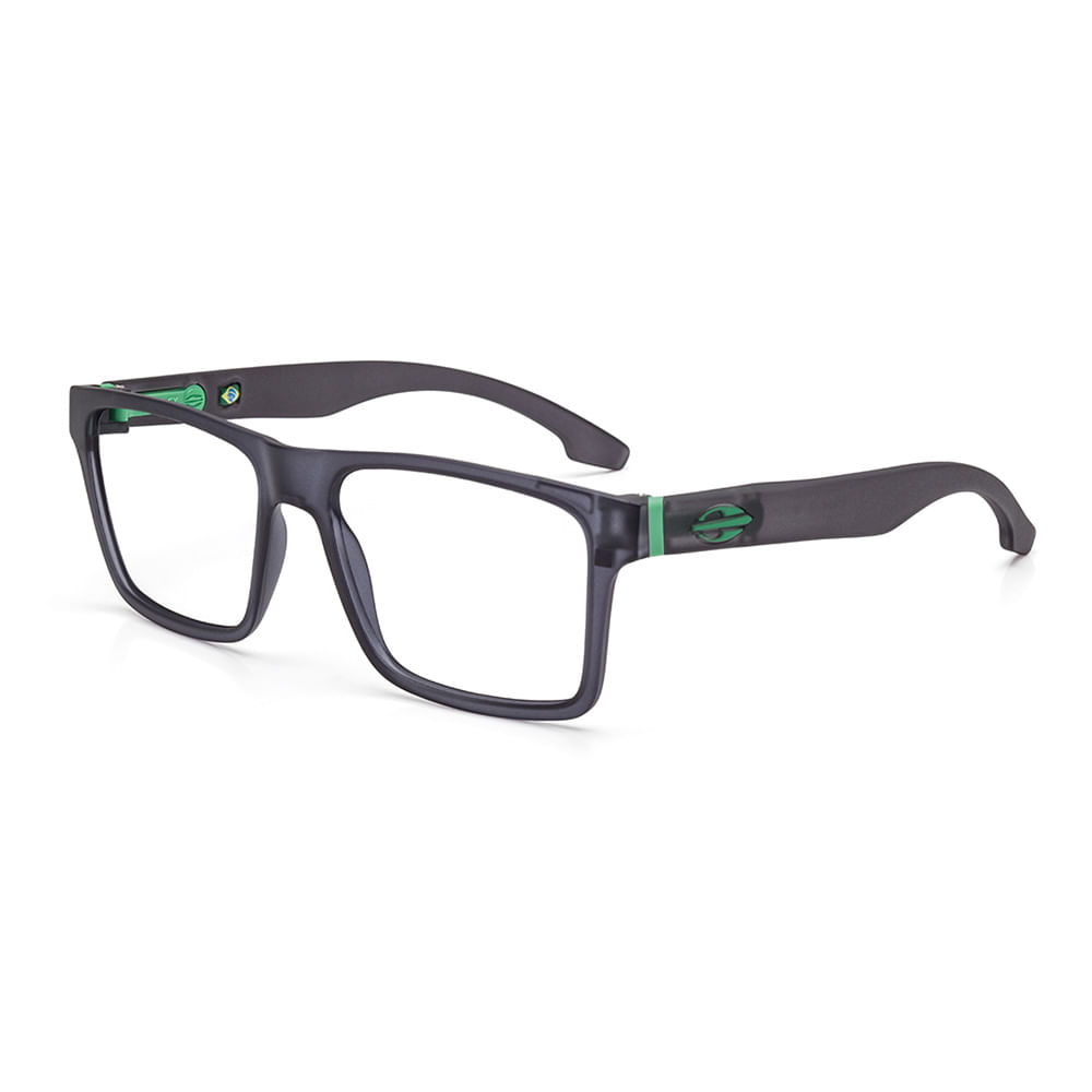 1d46252649952 Óculos de grau mormaii rx swap clip on fumê fosco lente polarizada ...
