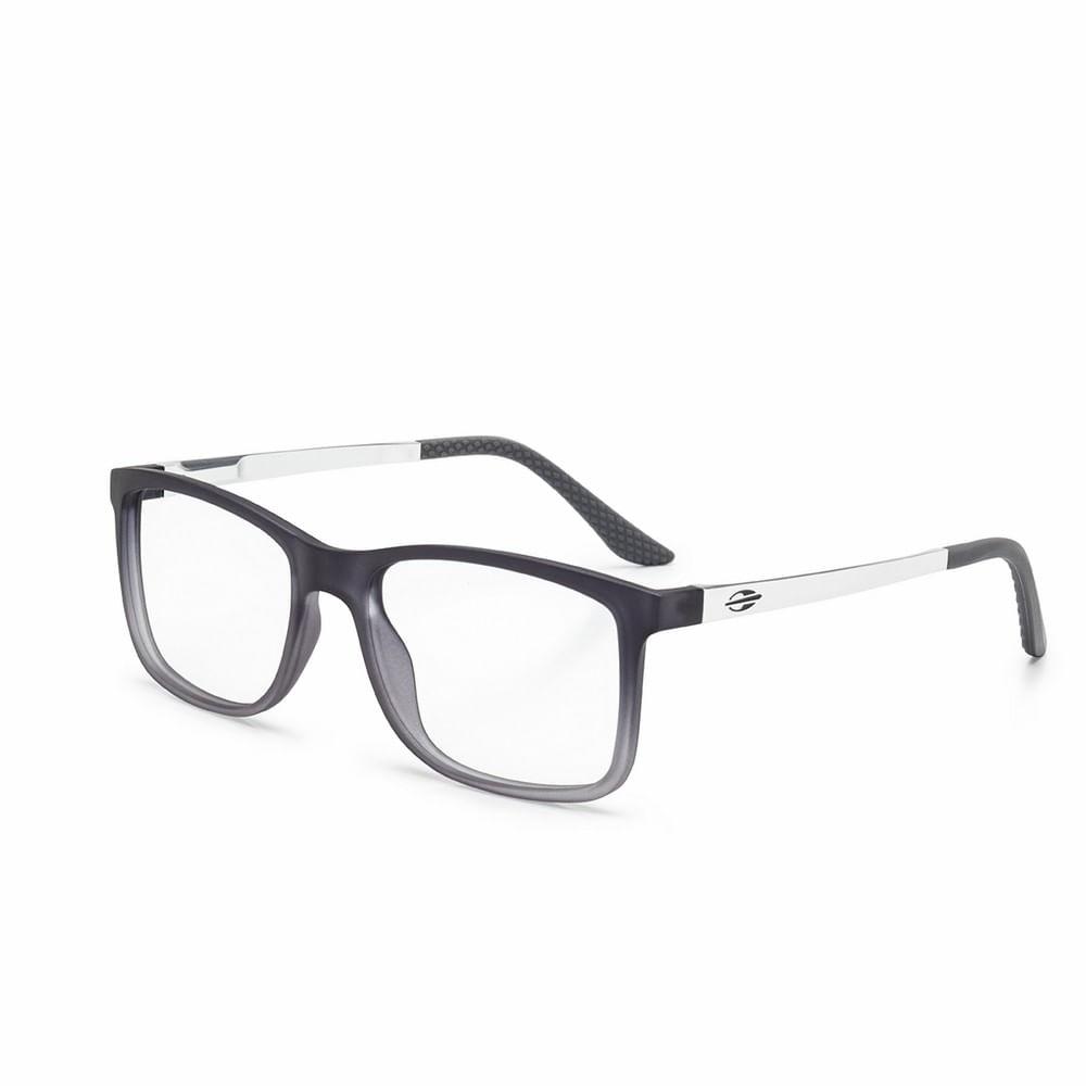 fb89adbefb7a6 Óculos de grau mormaii pequim aluminio cinza emborrachado - mormaiishop