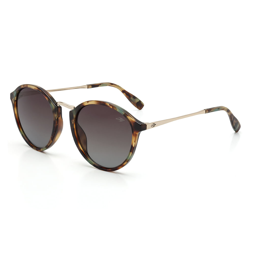 31d88e4cc584e Óculos de sol mormaii cali demi azul com marrom brilho - mormaiishop