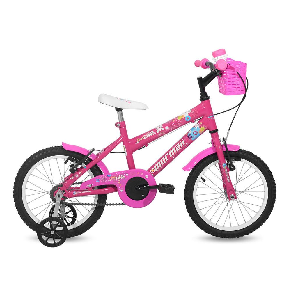 70366dcb1 Bicicleta mormaii aro 16 infantil - mormaiishop