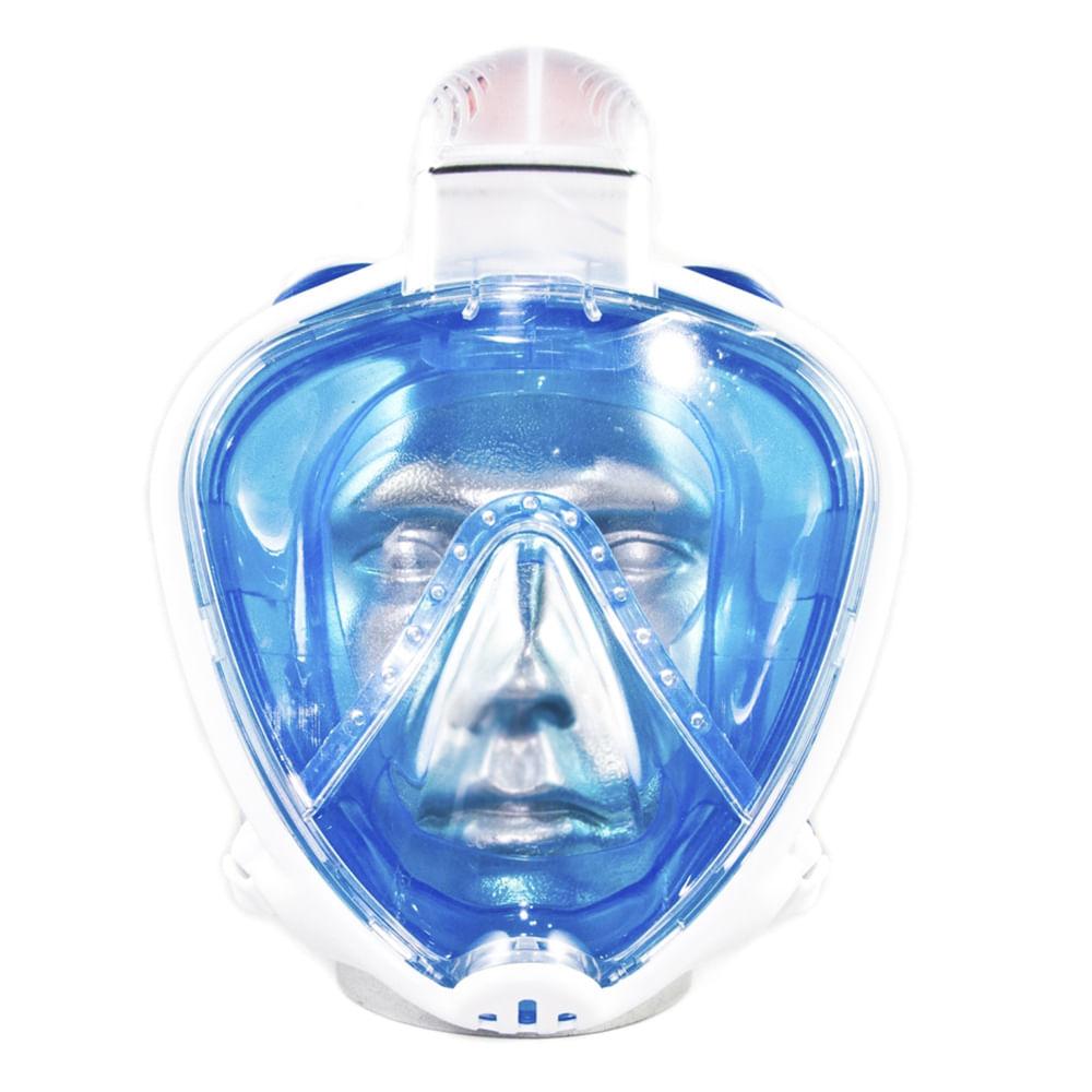 7d4cb49d3 Máscara integrada full face odyssey mormaii - mormaiishop