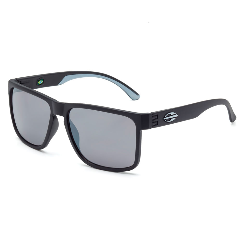 2f9efb963 Óculos de sol mormaii infantil monterey nxt cinza escuro translúcido fosco  lente cinza espelhada