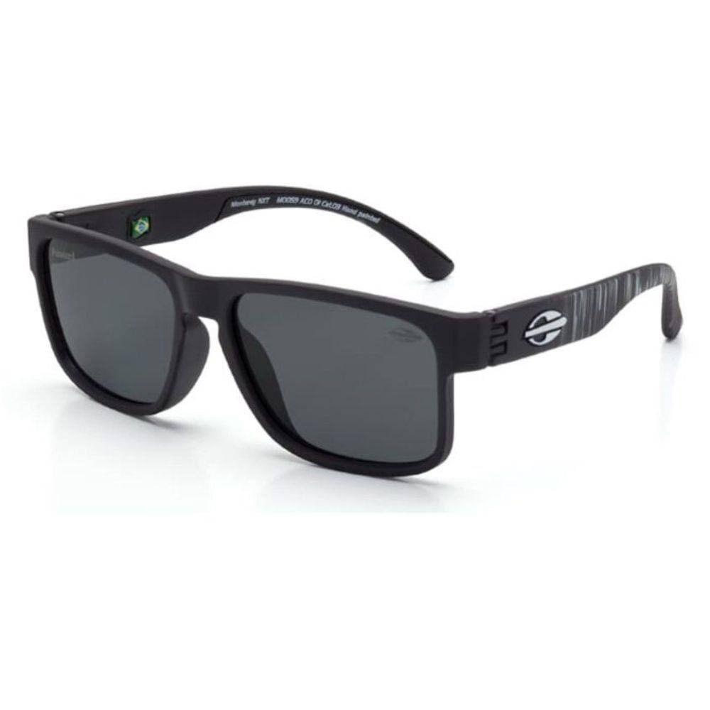 ca63aff84 Óculos de sol mormaii monterey nxt infantil preto com branco ...