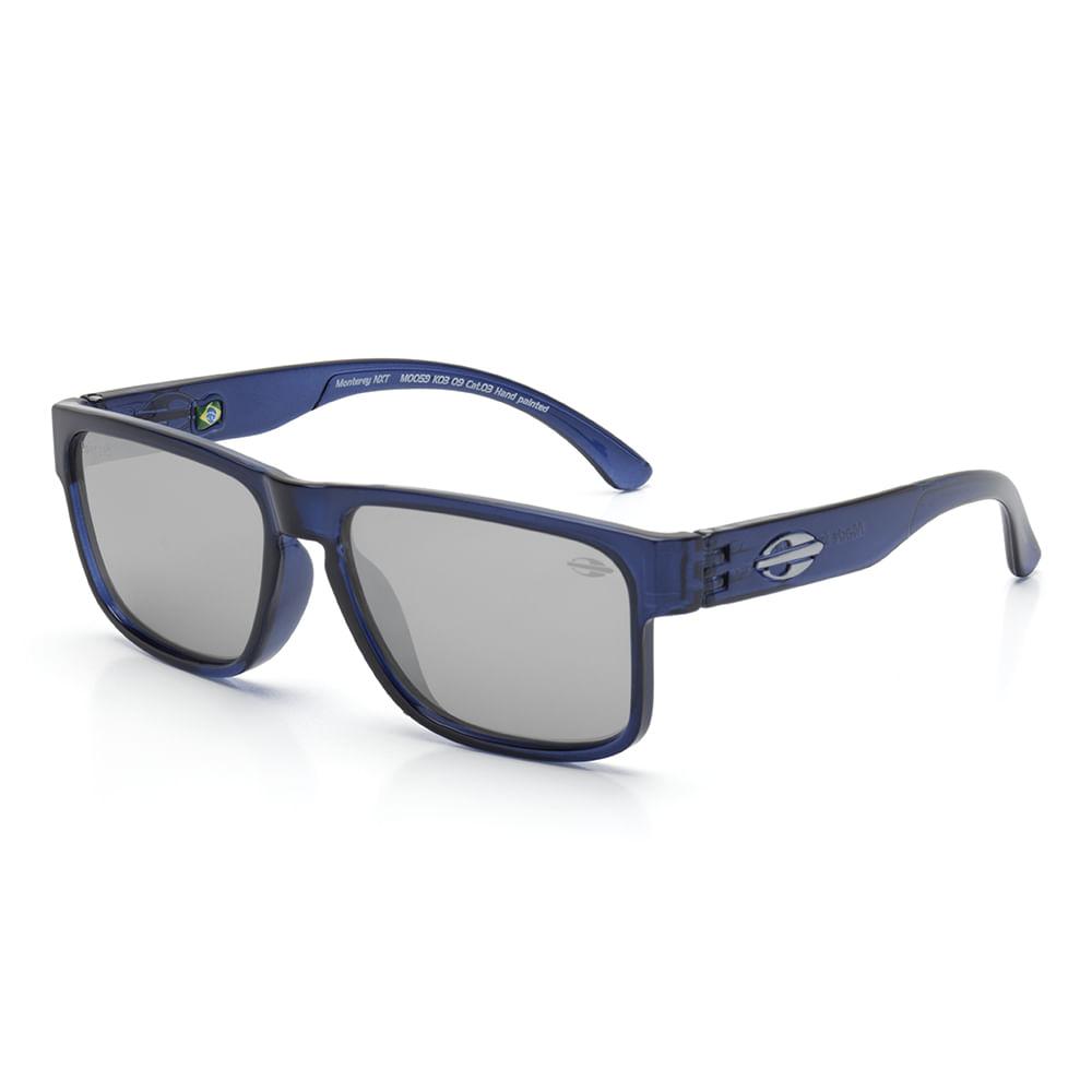 11df2fc8b Óculos de sol mormaii monterey nxt infantil azul translucido ...