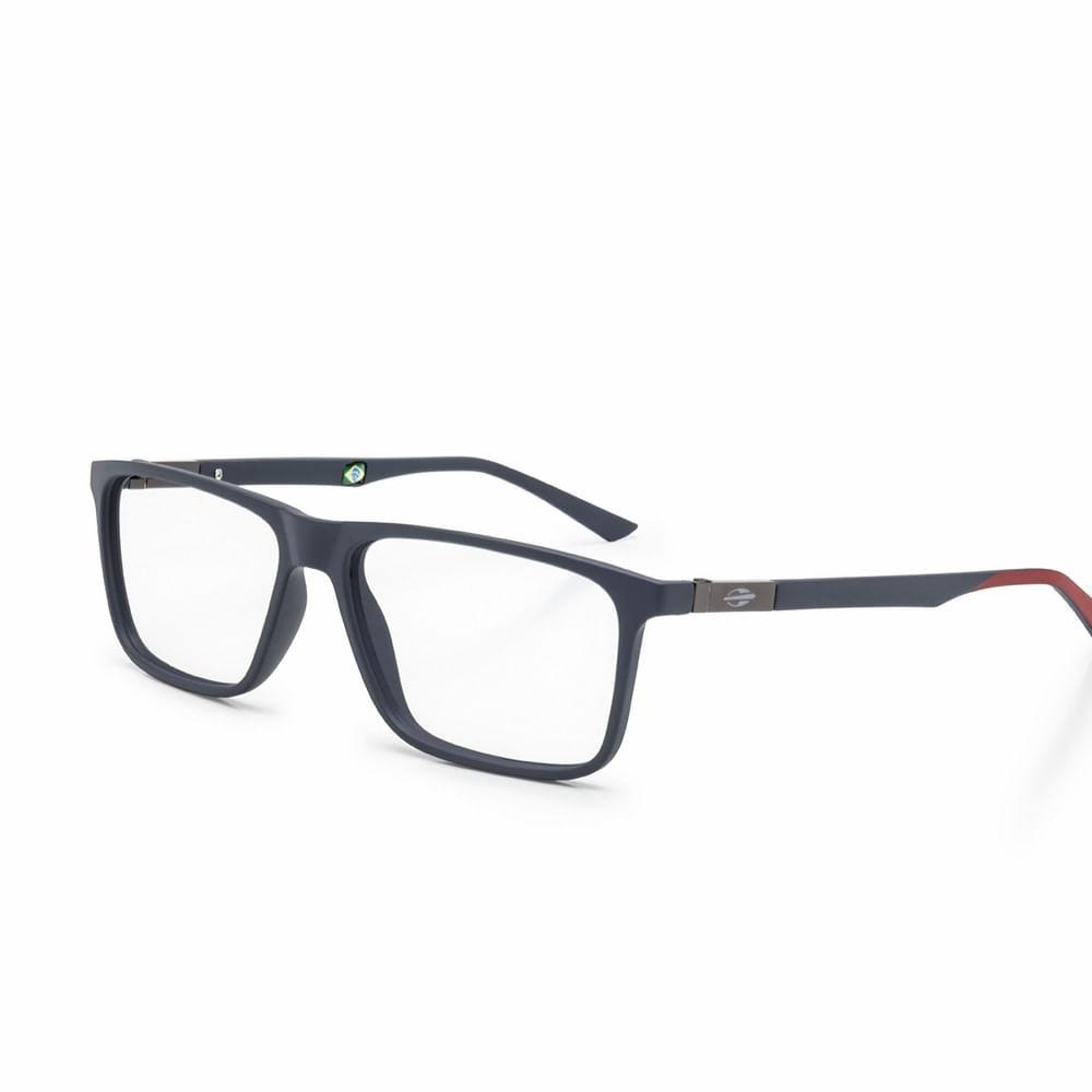 9b4b687a0 Óculos de grau mormaii nava 2 cinza escuro fosco - mormaiishop