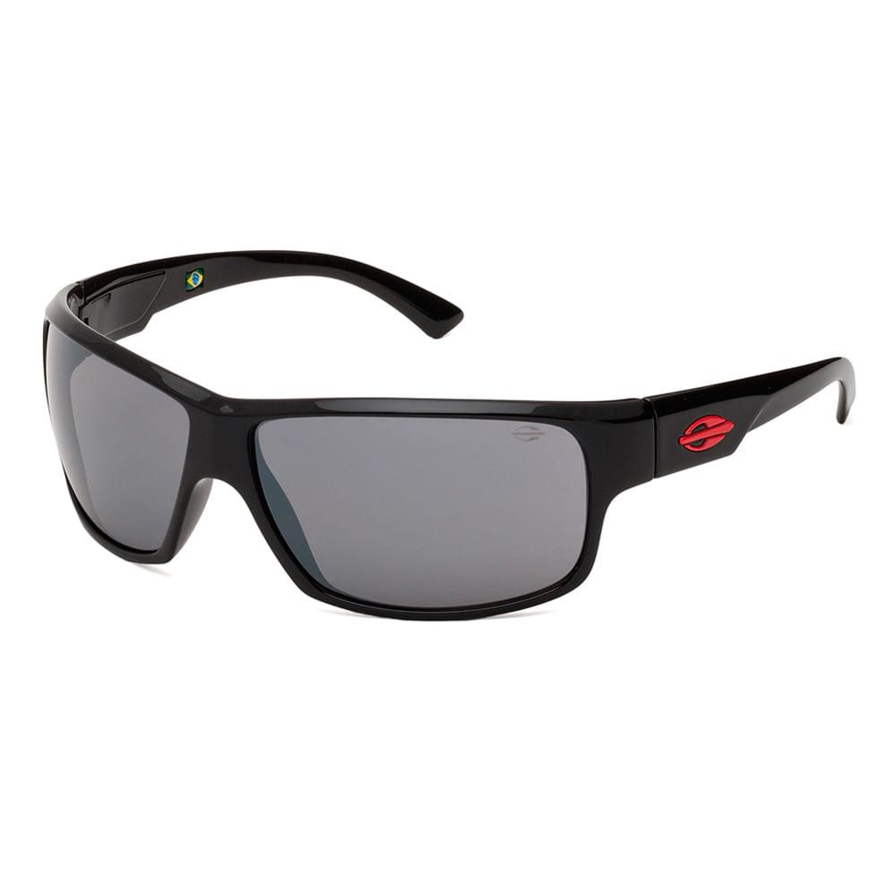 76e2e19fe Óculos de sol mormaii joaca 2 preto brilho logo vermelho - mormaiishop