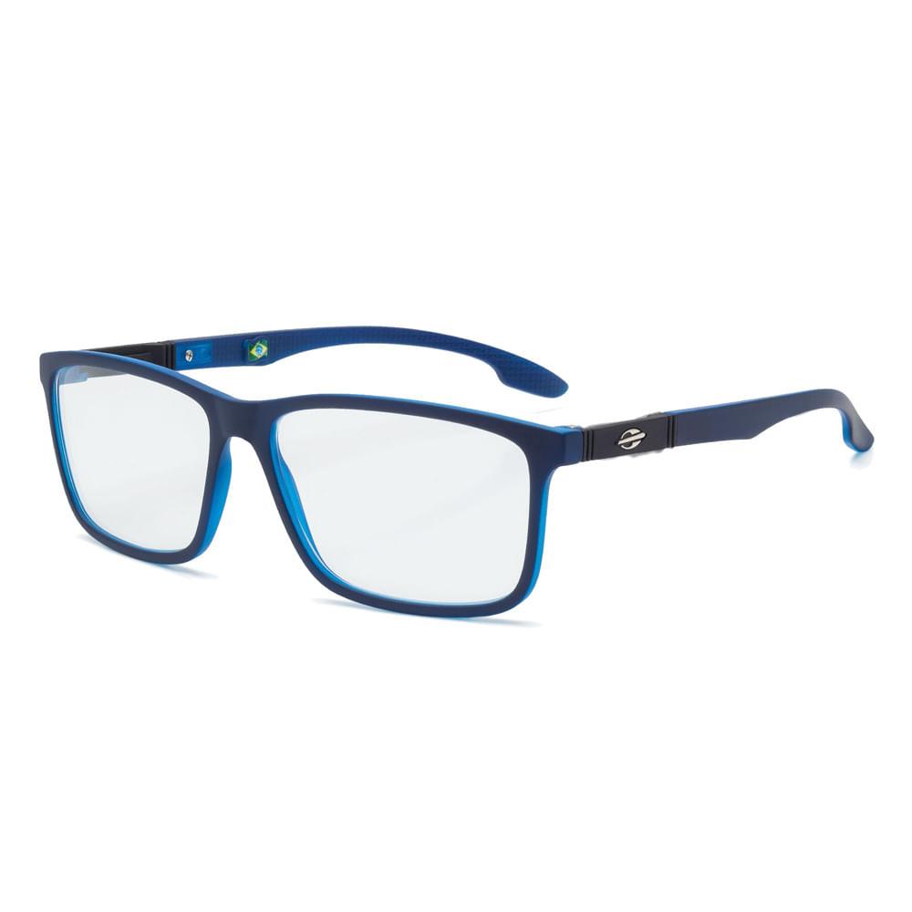 58b8889dd Óculos de grau mormaii prana azul parede com azul claro - mormaiishop