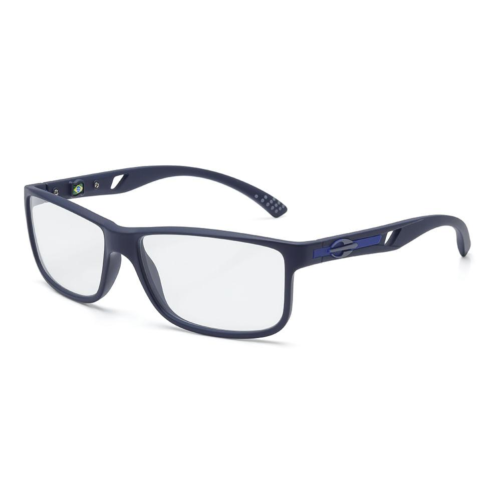 5fc864722 Óculos de grau mormaii atlântico azul escuro fechado fosco - mormaiishop