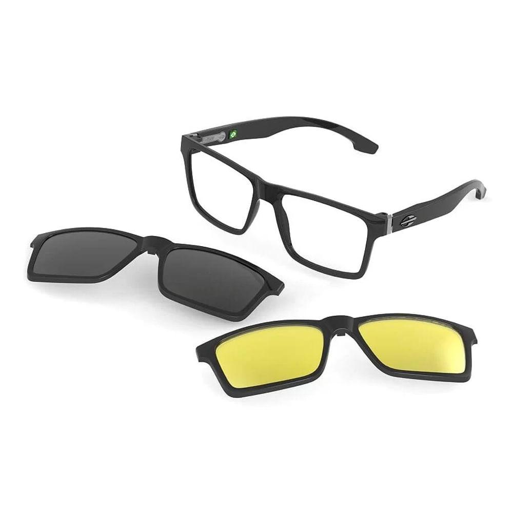 b291a55e9 Óculos de grau mormaii swap preto brilho - mormaiishop