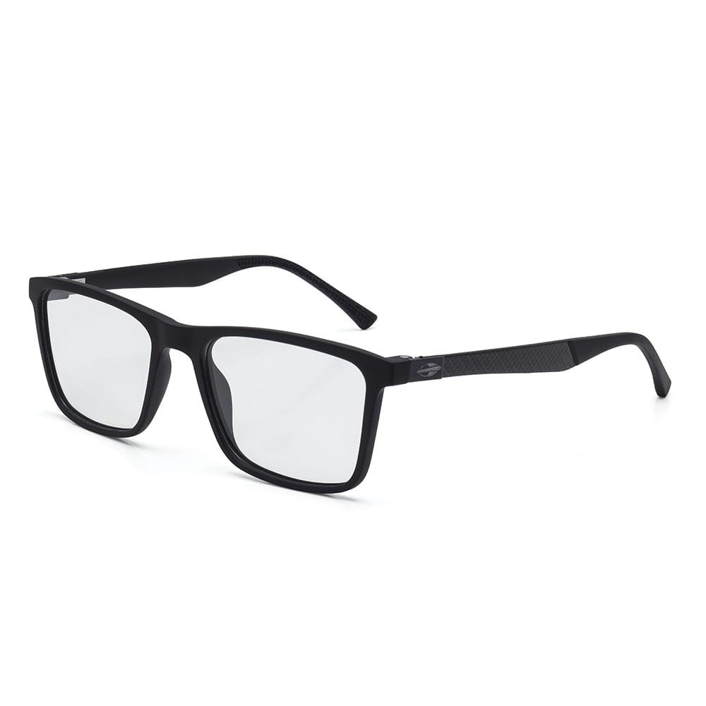 1696e02ce Óculos de grau mormaii mudra preto fosco - mormaiishop