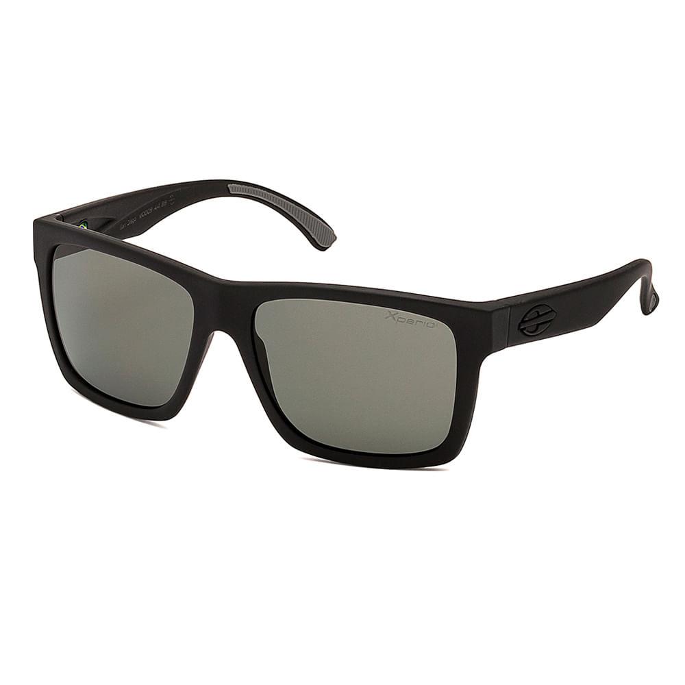 7c35d5e0a Óculos de sol mormaii san diego preto fosco lente cinza polarizada TU