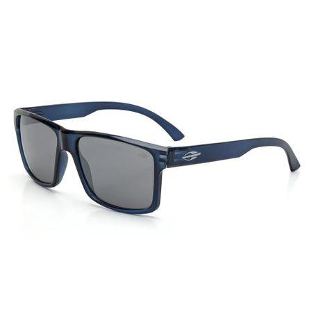 6d1613675 Óculos de sol mormaii lagos azul translucido brilho l cinza - mormaiishop