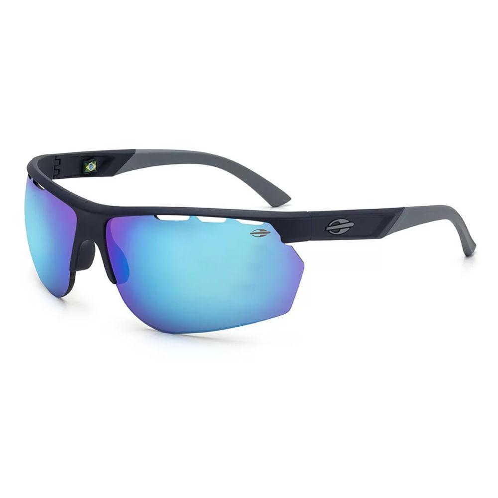 c56a39d16 Óculos de sol mormaii thunder azul escuro fosco lente revo - mormaiishop