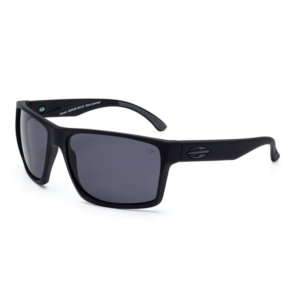 e158da927 Óculos de sol mormaii carmel preto fosco lente cinza - mormaiishop